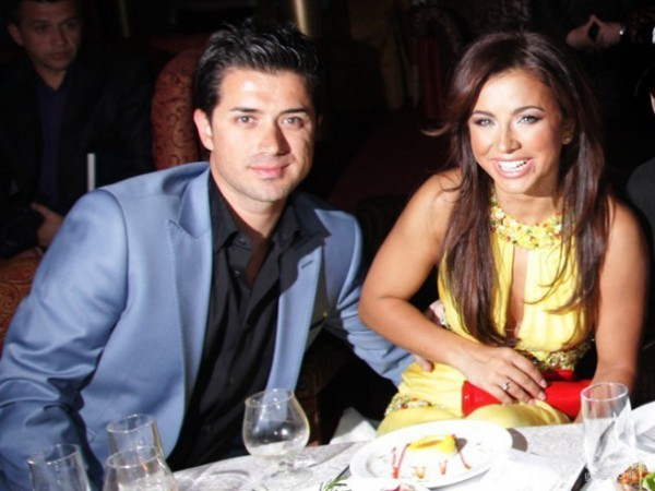 Украинская певица Ани Лорак вместе с мужем Муратом