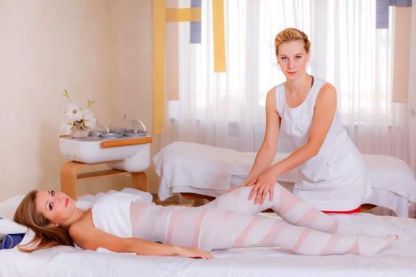 Что такое спа-обертывания для тела
