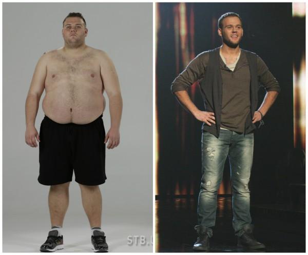 похудела за месяц с 75 кг