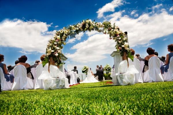 Место для свадьбы: интересные варианты