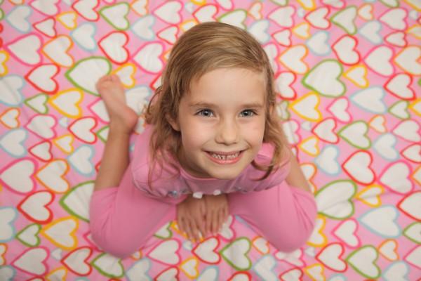 Твой ребенок будет рад получить вкусный завтрак или десерт на День святого Валентина