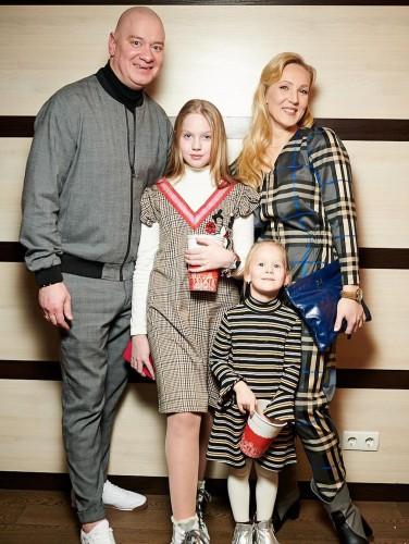 Семья Евгения Кошевого
