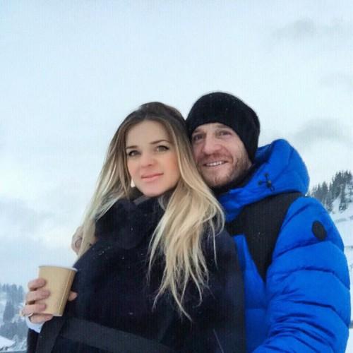 Юлия и Андрей Воронины