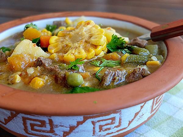 Рецепт                  Чилийская карбонада