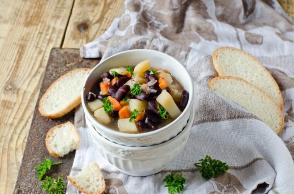 Рецепт                  Зимнее рагу из мяса и овощей