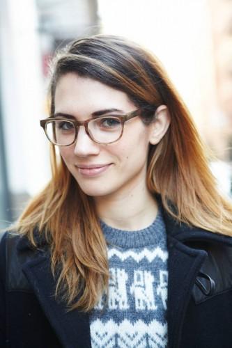64a6b47d6384 Street style: Стильные очки для зрения - Тренды моды, мода 2017 ...