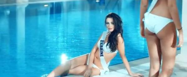 Съемки клипа In another life с участницами конкурса Мисс Вселенная проходили в Москве