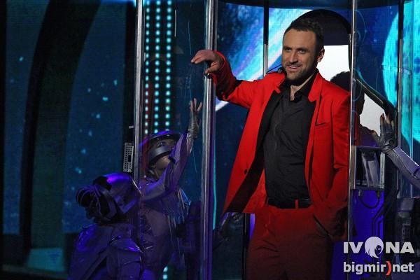Сергей Гладыр во время выступления