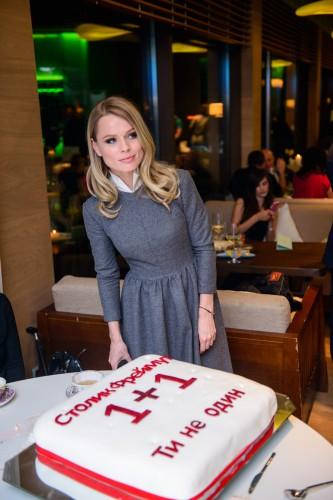 Ольга Фреймут открыла ресторан