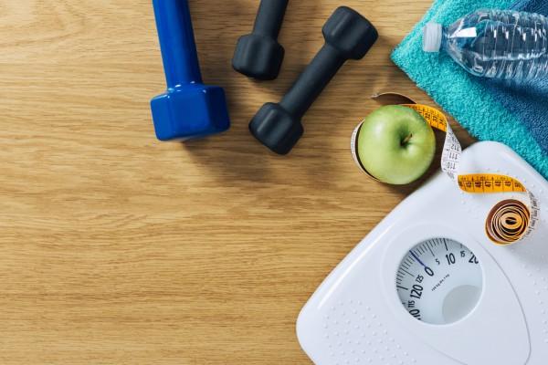 Правильное питание и спорт - залог стройной фигуры