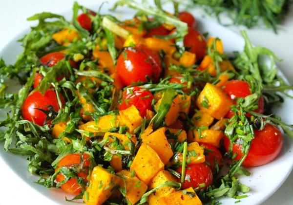 блюда из тыквы для похудения рецепты