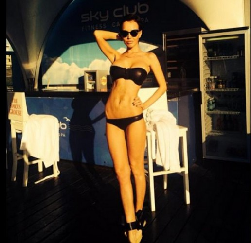 Маша Малиновская показала фото в купальнике