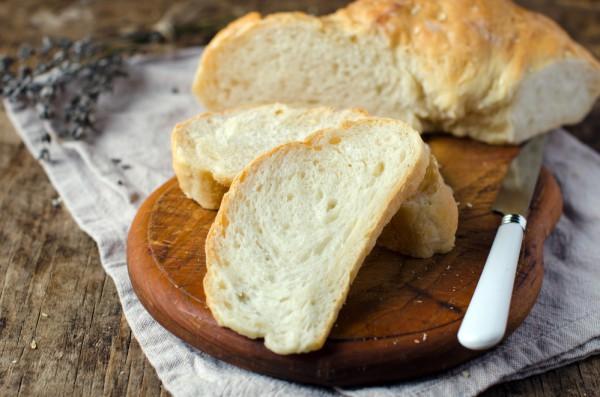 Хлеб с лавандой