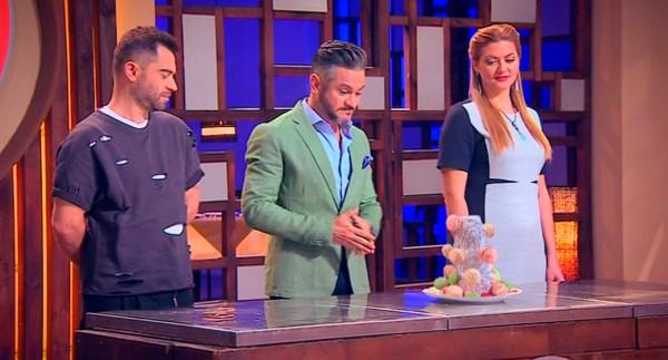 МастерШеф 6 сезон 31 выпуск: судьи дегустируют десерт