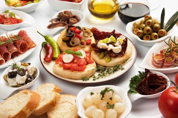 Итальянцы готовят еду на оливковом масле