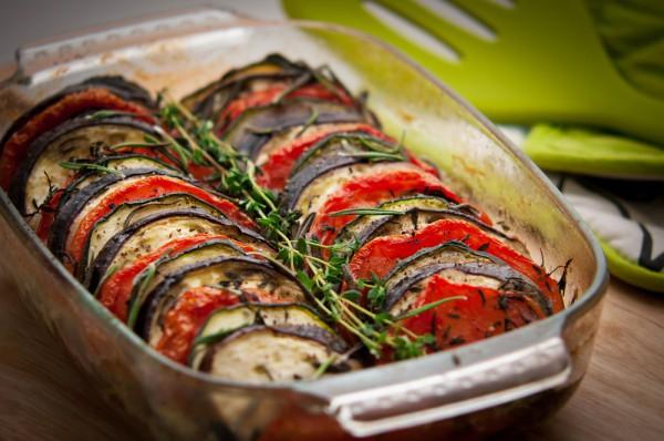 Блюда из баклажанов: рецепты приготовления с фото