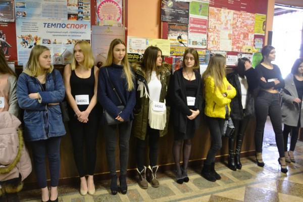 Кастинг Топ-модель по-украински фото