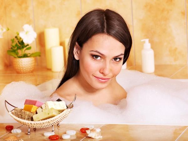 Горячая ванна полезна для похудения