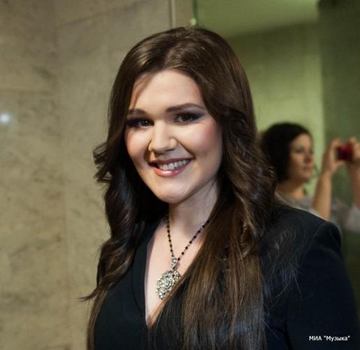 Российская конкурсантка представила  финальный вариант своего номера на Евровидении 2013