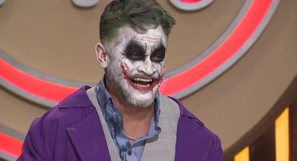 МастерШеф 6 сезон 26 выпуск: Эктор нарядился Джокером