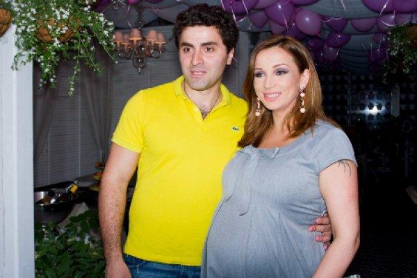 чехова анфиса фото беременная