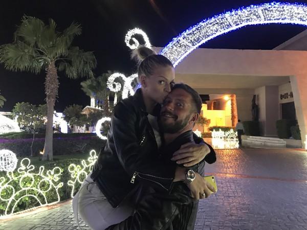 Яна Глущенко с мужем фото