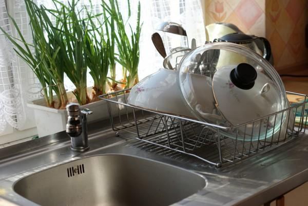 Оставляй на кухне только полезные вещи