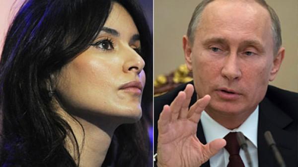 Тина Канделаки написала о Путине