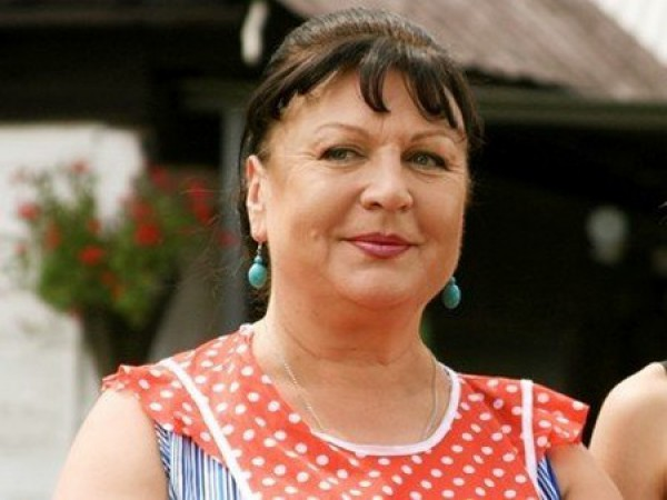Актриса Татьяна Кравченко
