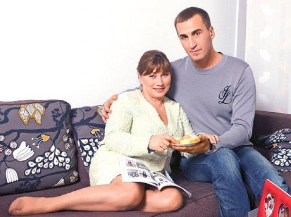 Роза с экс-супругом Юрием Андреевым
