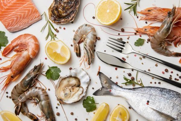 Морепродукты повышают гемоглобин