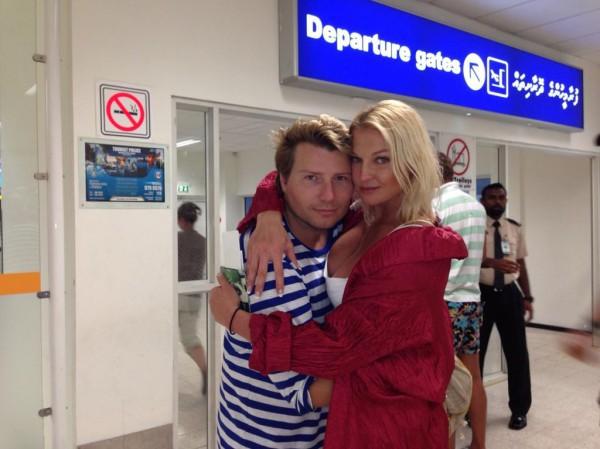 Анастасия Волочкова и Николай Басков любовники