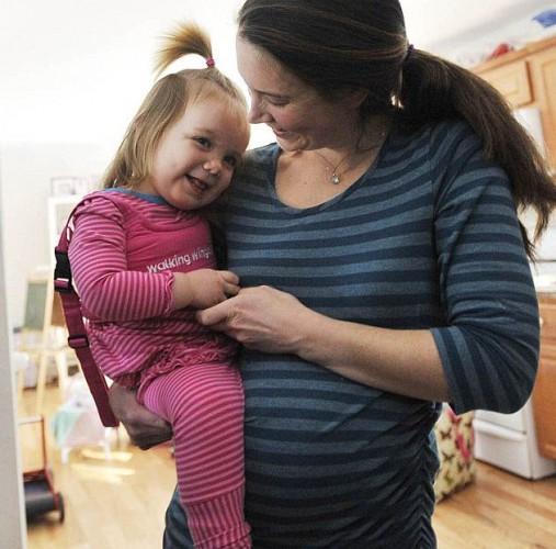 Оливия с мамой, Сьюзи Смит