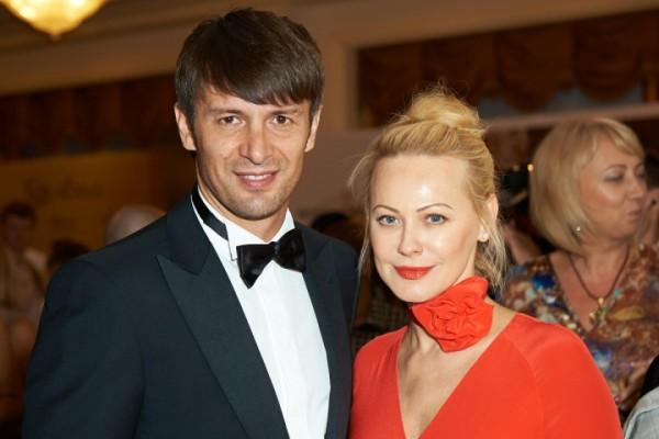 Александр Шовкрвский и Ольга Аленова