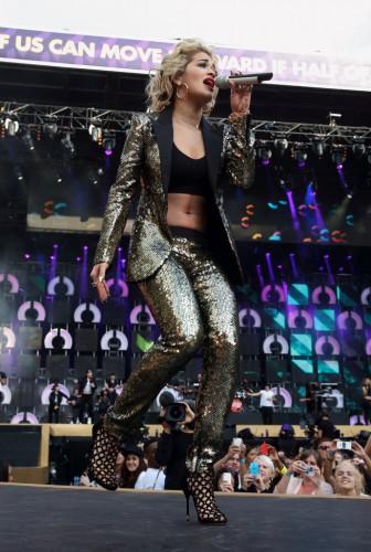 Певица Рита Ора