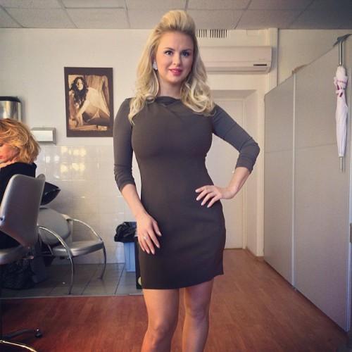 Сердце Анны Семенович занято
