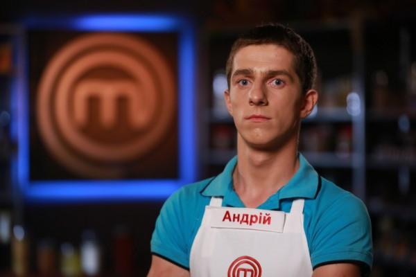 Андрей Колесник – участник шоу МастерШеф 3