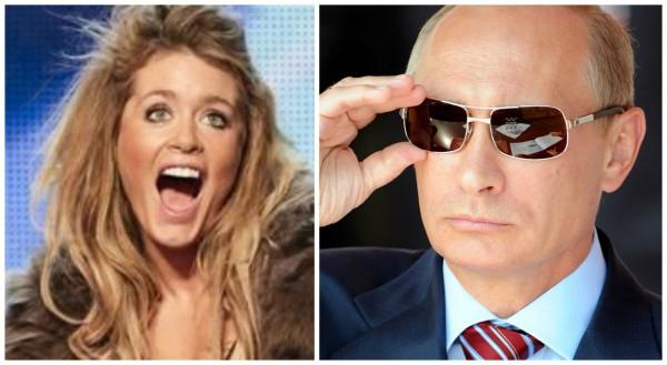 Летиция Роуботам пела на свадьбе младшей дочери президента России
