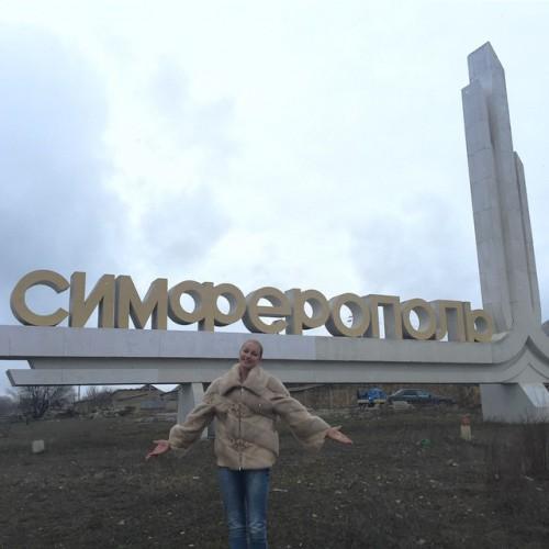 Анастасия Волочкова приехала в Крым с благотворительными концертами