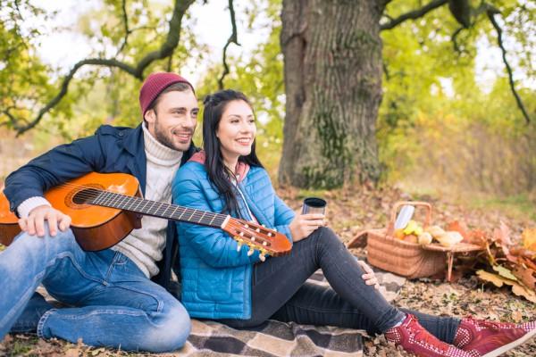 Осень - время для романтики