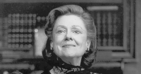Умерла Элизабет Уилсон