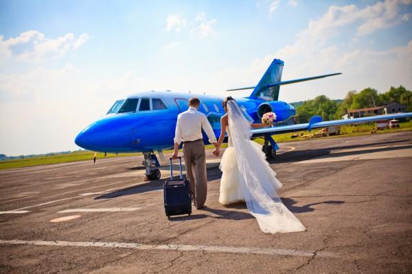 Свадебное путешествие летом 2018
