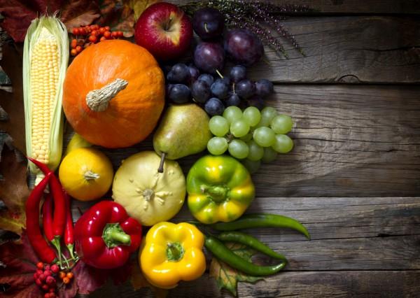 Углеводная диета из зелени, фруктов и овощей