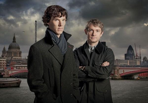 Сериал Шерлок – долгожданный третий сезон