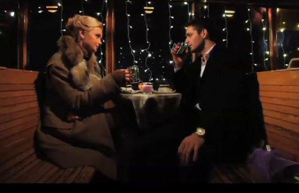 У Лидии Таран и Алексея было красивое свидание