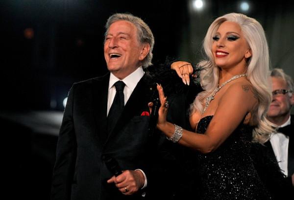Lady GaGa и Тони Бенетт