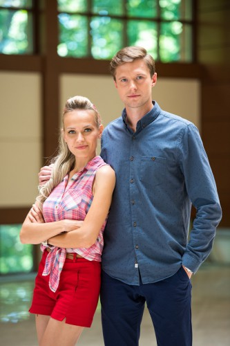 Дарья Егоркина и Дайнис Грубе фото