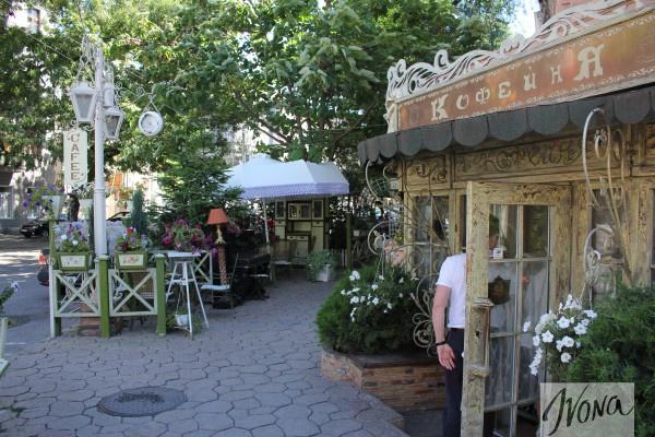 В городе множество необычных кофеен