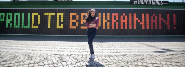 Мария Яремчук поддерживает Украину