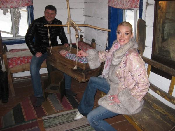 Анастасия Волочкова и Бахтияр Салимов планируют детей?